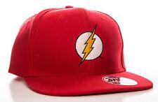 Cappello DC Comics - Flash Shield Snapback Cap Hat Rosso ufficiale
