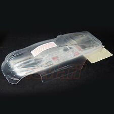 Traxxas 1:16 E-Revo Clear Body w/Grill Light Declas EP 4WD RC Cars Truck #7111