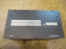 Extron Crosspoint Ultra Wideband Matrix Switcher WITH ADSP 1616 HVA
