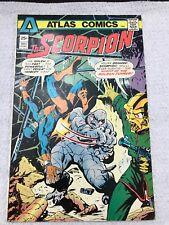 The Scorpion #3 (Atlas Comics, July 1975)