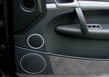 Porsche Cayenne 955 Turbo S WLS GTS V6 VR6 alu frame ring interni loudspeaker