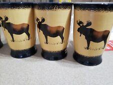 Big Sky Carvers Brushwerks Moose Mug