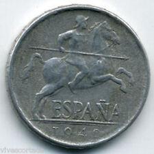 F. FRANCO. 5 Céntimos 1940