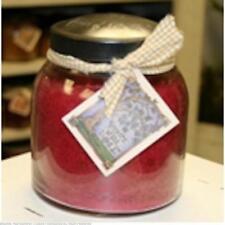 A Cheerful Giver Cranberry Orange Papa Jar Candle 32 oz 155 Hr Burn Time JP77