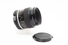Nikon Micro Nikkor 55mm f/2.8 Ai Macro Prime lens FX digital, 35mm film