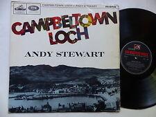 andy STEWART Cambeltown loch MONO CLP 1891 Celtique