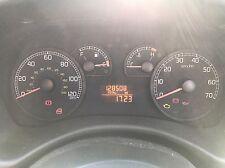 2004 Fiat Punto Instrument Cluster, Speedo, Fuel Gauge,46833372