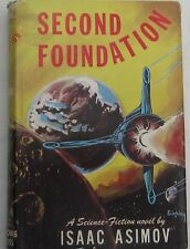 ISAAC ASIMOV -SECOND FOUNDATION - 1st US EDITION GNOME PRESS  1953