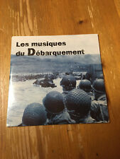 CD SINGLE OPERATION NEPTUNE MUSICS FRENCH EDITION OVERLORD D DAY WW2 NORMANDIE