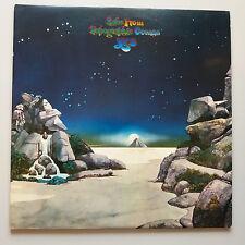 Yes - Tales from Topographic Oceans Vinyl LP UK 1970's Press EX+/NM