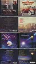 4 CDs, Paris - Only One Life + Theander Expression +Charming Grace +Shining Line