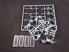 Tumba de Reyes Esqueleto Caballeros en marco de plástico