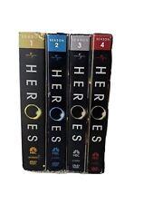 Heroes: The Complete Series Season 1-4 (DVD)