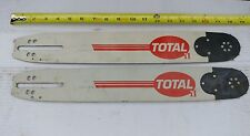 """NEW TOTAL II 16"""" 3/8 Chainsaw Bar - X15 T405WN4-2 Replaceable Sprocket Nose RSN"""