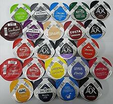 22 Tassimo T Discs Pods Variety Pack 1 Pod Of Each The Flavours