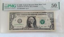 1$ Dollar Bill 2009 32k US Star Note PMG 32K ONLY 32.000 Sheets LOW RUN NY/ AU !