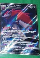 Pokemon: Shining Legends -ZOROARK GX- Special Collection Box Full Art Promo Card