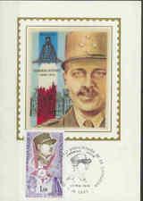 Frankrijk FDC Carte 1974 (021) - General Koenig