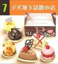 RARE Re-ment Elegant Sweets #7 Miniature  Cakes Napoleon tart macaron cake B3