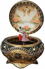 San Francisco Music Box Company Anastasia Alexandra Nicholas Hinged Trinket Box