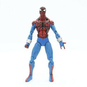 """2007 Hasbro Marvel Legends Ben Reilly Scarlet Spider 6"""" Figure Ares BaF Series"""
