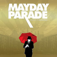 Mayday Parade LESSON IN ROMANTICS +MP3s LIMITED New Split Colored Vinyl LP