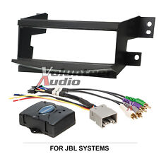 Toyota Avalon Car Stereo Radio Installation Dash Mount Kit NAV + JBL Harness