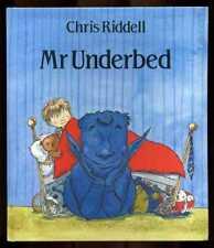 Chris Riddell - Mr Underbed; SIGNED 1st/1st
