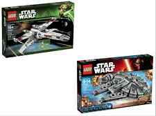 LEGO® Star Wars™ 10240 + 75105  Red Five X-wing Starfighter™+ Millennium Falcon