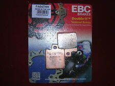 Ducati Monster 400 (Twin Disc) 2003-2004 EBC FA047HH Rear Brake Pad Set. New