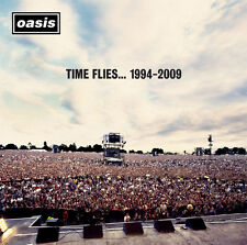 Time Flies... 1994 2009 - Oasis 2 CD Set Sealed ! New !