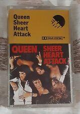 New Queen Sheer Heart Attack Cassette