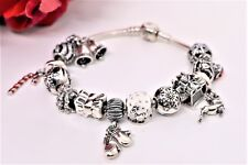Authentic PANDORA 12 Days of Christmas 2013 Bracelet Gift Set w/ Bonus Charm
