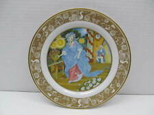 Franklin Mint Porcelain Collectors Plate The Grimm's Fairy Tales - Cinderella