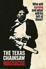 Texas chain saw massacre maxi poster