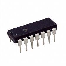 Cd4012Be Dual 4 Input Nand Gate, Cmos, 14 Pin Dip, New 122 pcs,