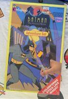 NIB **Sealed** 1993 Batman The Animated Series Colorforms Adventure Set