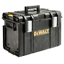 DEWALT DS400 XR DEEP TOUGHSYSTEM PLASTIC TOOLBOX STORAGE CARRY CASE NO TOTE TRAY