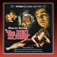 LA MAISON ROUGE (THE RED HOUSE) - MUSIQUE DE FILM - MIKLOS ROZSA (2 CD)