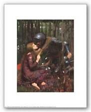 FANTASY ART PRINT La Belle Dame Sans Merci John William Waterhouse 11x14