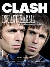 CLASH magazine 86A Liam Gallagher,Oasis,Beady Eye,Primal Scream,John Legend NEW