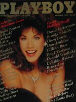 Playboy December 1985 | Barbi Benton Carol Ficatier       #1908