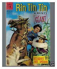 RINTINTIN N°  90  DE 1967 BE vedettes tv geant sciuscia