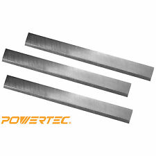 POWERTEC 148021 6-1/8-Inch Jointer Knives for Craftsman 922995, HSS, Set of 3