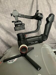 Zhiyun CRANE 3 LAB 3-Axis Gimbal with Master Package Accessories & Hard Case!!