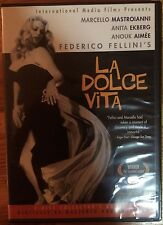 La Dolce Vita (DVD, 2004, 2-Disc Set, Collectors Edition)