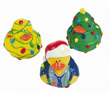 Christmas Light Duck Set of 3  **Free S/H when you buy 6 items from my store
