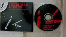 INVISIBLE LIMITS ‎Love Is A Kind Of Mystery Maxi-CD Last Chance Records LCR 014
