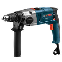 Bosch 8.5 Amp 1/2 in. Two-Speed Hammer Drill HD18-2-RT Reconditioned