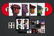 Gorillaz – Demon Days Exclusive Club Edition Red Colored 2x Vinyl LP VMP